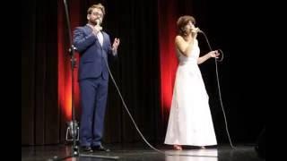 """""""Kocha się raz"""" Danuta Gołdon-Legler – sopran, Rafał Tomkiewicz – tenor"""
