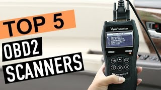 BEST 5: OBD2 Scanners 2018
