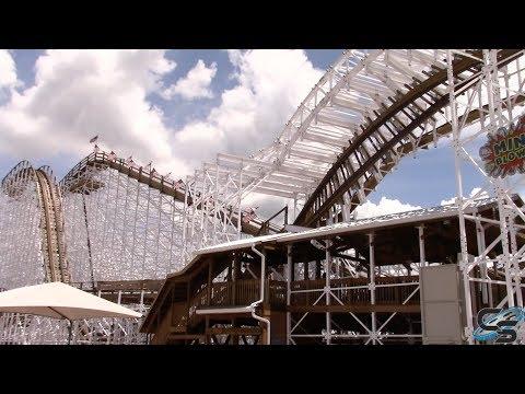 The Crazy Rides of Fun Spot Kissimmee! Coaster Vlog #159