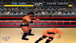 WWF WAR ZONE N64 Gameplay
