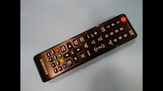HOW TO DISASSEMBLE A SAMSUNG TV REMOTE CONTROL(BN59-01199G)