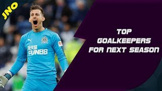 Fantasy premier league 2017/18  - goalkeepers that look good for next season