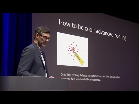 The Coolest Spot in the Universe | The von Kármán Lecture | Cold Atom Lab