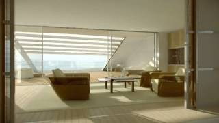 World's Biggest Super Yacht by Wally Boats   Hermes WHY Villa Yacht 2011