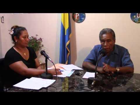 Talk Show w/Airai State Governor Rengulbai (3/31/16)