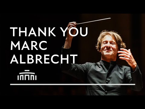 Highlights of chief conductor Marc Albrecht his work at Dutch National Opera