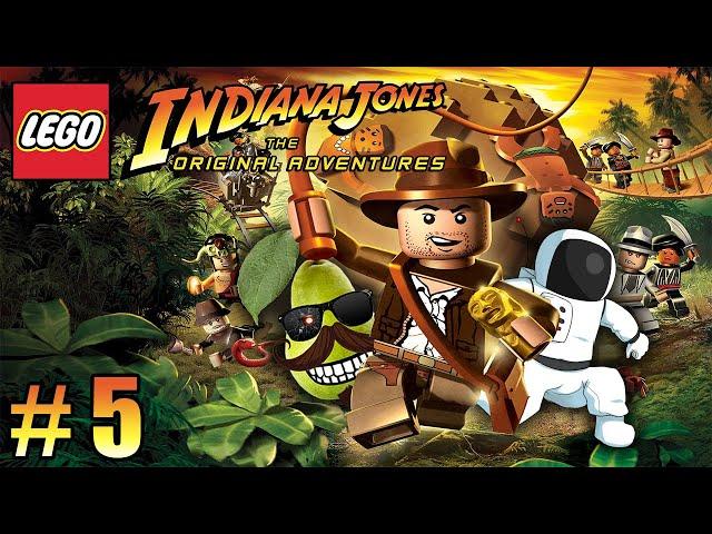 /CZ - Coop Let's Play\ Lego Indiana Jones: The Original Adventures Part 5 - Nahánění archy
