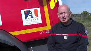 SDIS 11 - Service Départemental d'Incendie et de Secours de l'Aude - RETEX