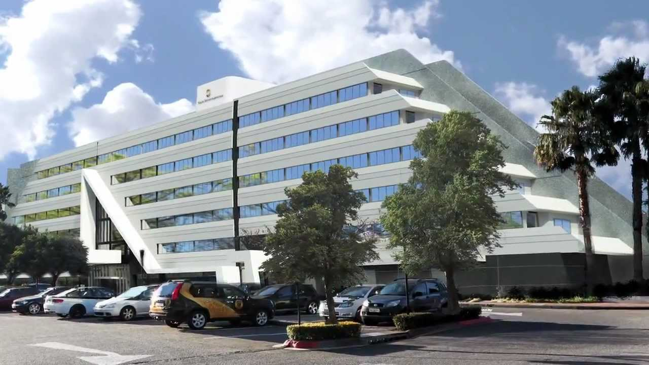 Video Over The Maslow Hotel In Sandton Johannesburg