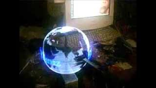 3D led display globe thumbnail