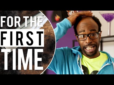 Thumbnail: Getting a Man-Weave 'For the First Time'