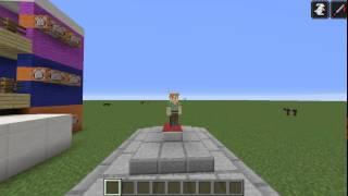 ✔COMO FAZER UMA MÁQUINA DO TEMPO QUE FUNCIONA!! Minecraft PC