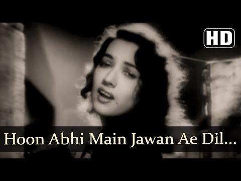 Hoon Abhi Main Jawan (HD) - Aar Paar - Guru Dutt - Shakeela - O.P.Nayyar Hits - Old Hindi Song