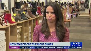 Picking the right shoes for yo…