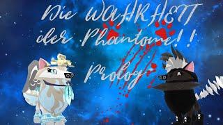 「ℙ𝕣𝕠𝕝𝕠𝕘 」Die WAHRHEIT dęr Phantome!! l Animal Jam Play Wild/AJPW Deutsch