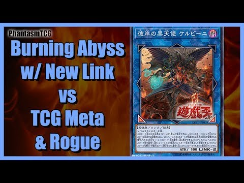 Burning Abyss w/ BA Link Monster vs SPYRAL, Pendulum Magicians, ABC, and More - Replays & Decklist