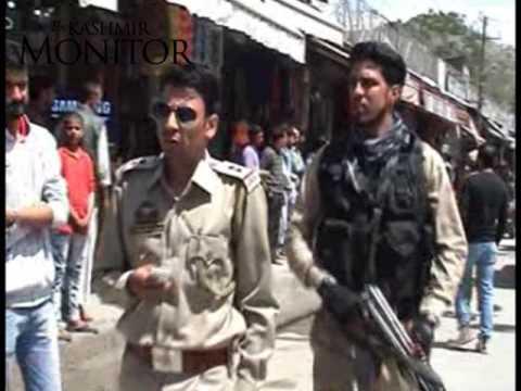 Militant arrested after security forces foil bank robbery bid in Anantnag