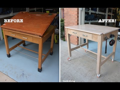 When Should You NOT Paint Wood Furniture - Thrift Diving Blog