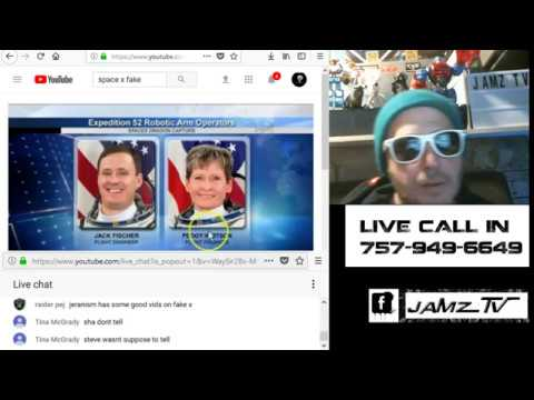 space x is fake: JIMMY JAMZ SHOW MANDELA EFFECT CHAT AND LIVE HANGOUT -TUNE IN AND DROP OUT
