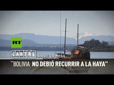 'Que Haya Paz': Chile, 'entre dos aguas' por el litigio de la salida al mar - Cartas sobre la mesa