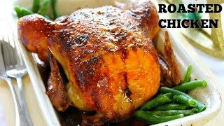 Juicy and Delicious Roasted Chicken