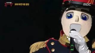 [복면가왕] 하현우, 우리동네 음악대장 - 봄비 _ [King of Mask] Ha Hyun-woo, Captain of Music - Spring Rain