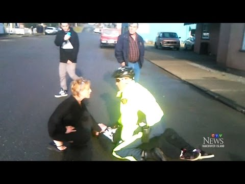 Video of RCMP restraining teen sparks police brutality claim