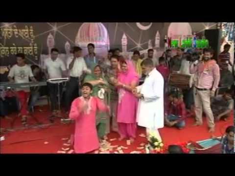 Mela Maiya Bhagwan Ji 2013 Feroz Khan Part...