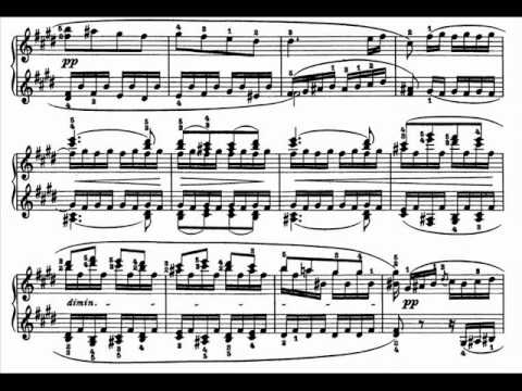 Ashkenazy plays Beethoven Sonata No.27 in E minor Op.90 (complete)