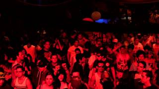 LOST BEACH CLUB MONTAÑITA SOUL CLAP TANNER ROSS ECUADOR Funktion-One