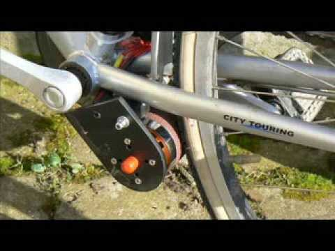 Smart E Bicycle With The World T Strongest Motor Type A