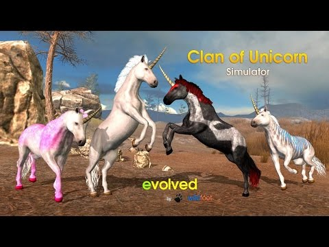 Clan Of Unicorn By Wild Foot Games - Android / IOS - Gameplay