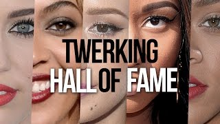7 Celebs in the Twerking Hall of Fame