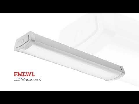FMLWL LED Wraparound by Lithonia Lighting