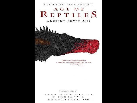 Book Review: Age of Reptiles- Ancient Egyptians