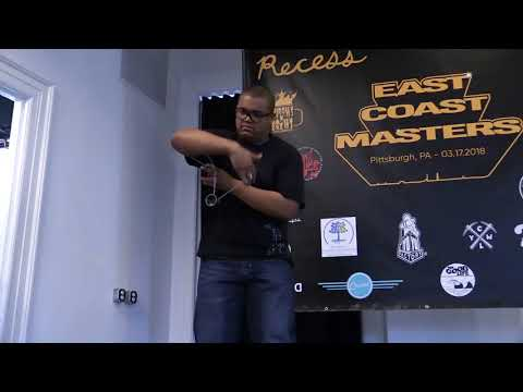 Colin Beckford - 1A Final - 1st Place - ECM 2018 - Presented by Yoyo Contest Central