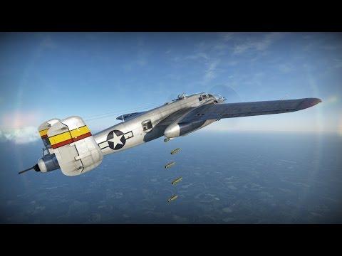 War Thunder: B-25J-1 Mitchell - Hard Target