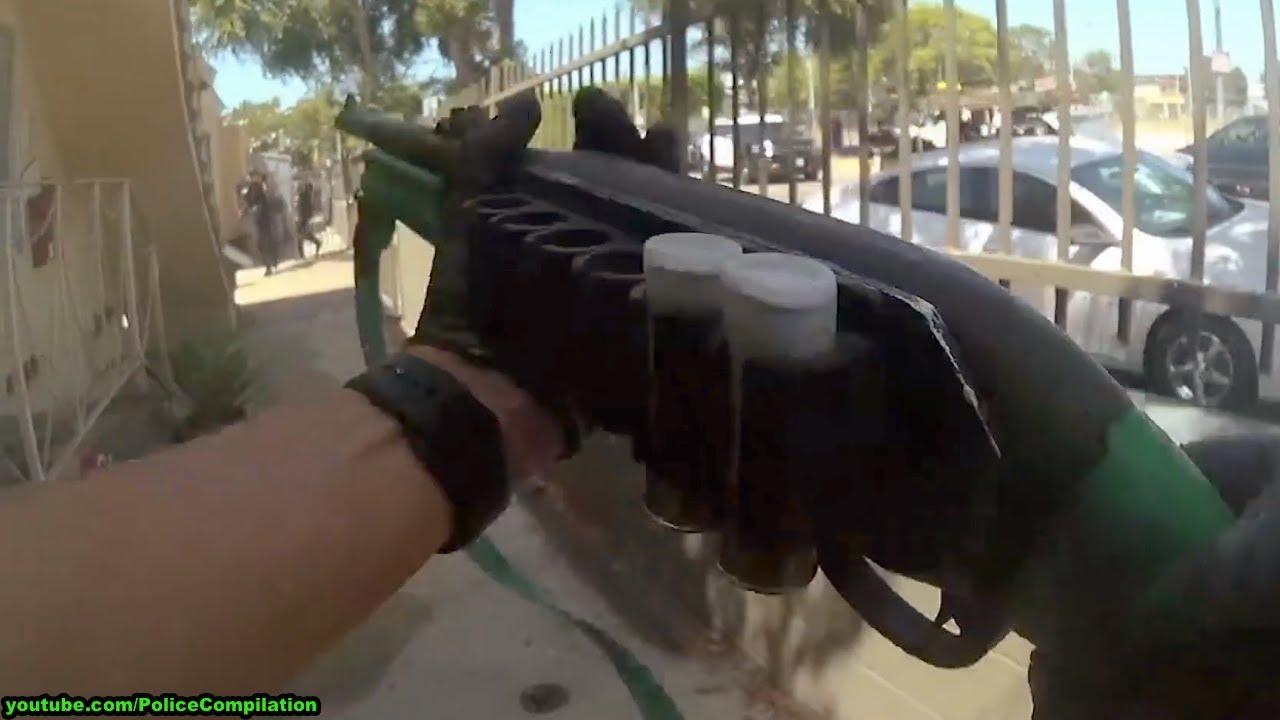 Police shooting in Los Angeles   August 5, 2020