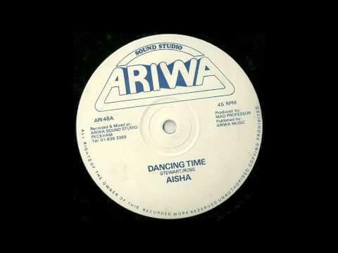 AISHA - DANCING TIME - ARIWA - 12 INCH