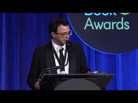 2016 National Book Awards - Daniel Borzutzky (Full)
