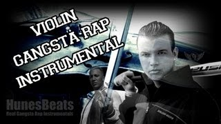 "Hard Violin Gangsta Rap Instrumental New 2013 ""Violin Game"" Kollegah Type Beat [prod. by HunesBeats]"