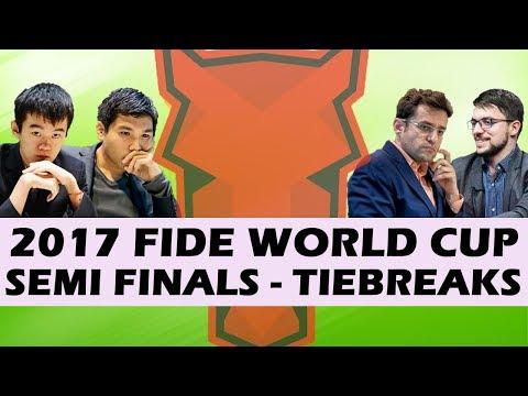 2017 World Cup Semifinal Tiebreaks: Yasser Seirawan & Hansen