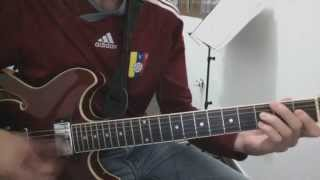 """Mr. Walker"" Wes Montgomery - Christian Viatour (solo)"