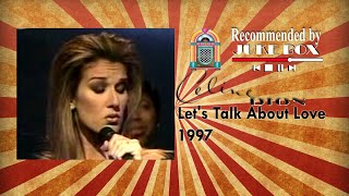 Watch Celine Dion Lets Talk About Love video