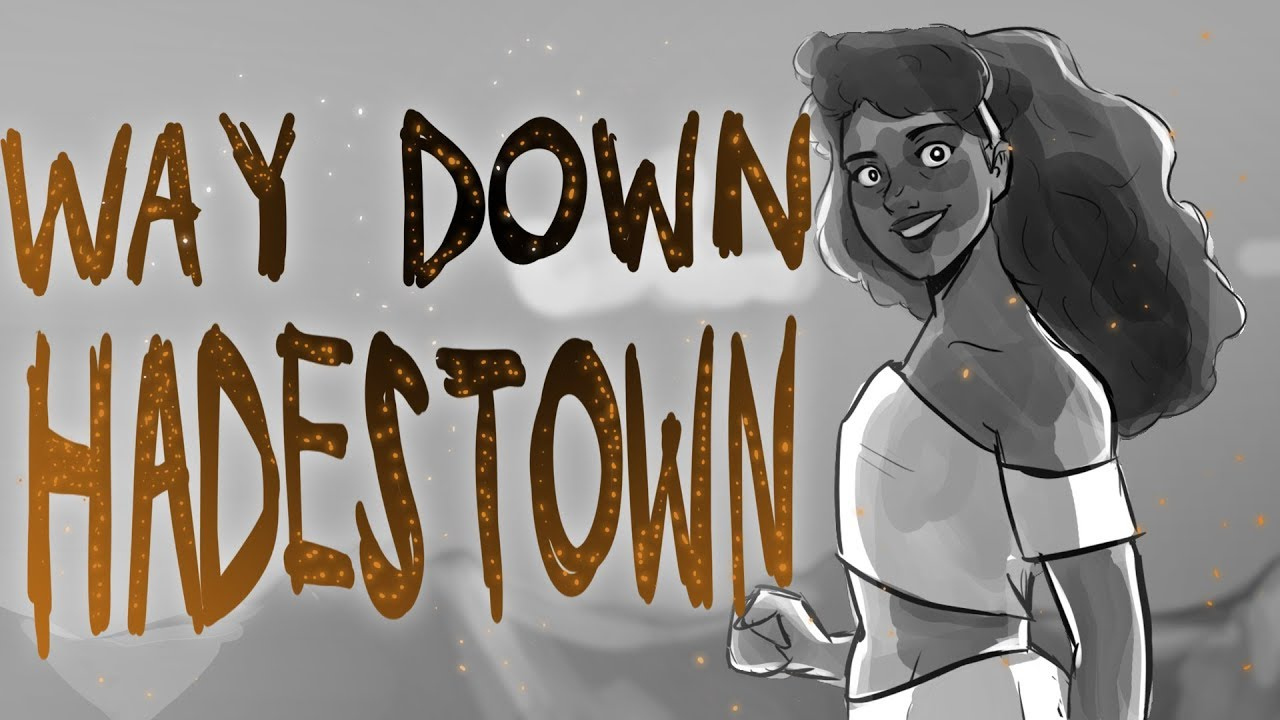 Quot Way Down Hadestown Quot Hadestown The Musical Animatic