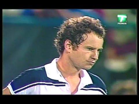 John McEnroe vs Jimmy Connors SF US Open 1984 Part 2