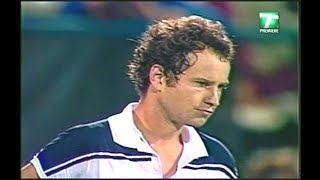 John McEnroe vs Jimmy Connors SF US Open 1984 Part 2