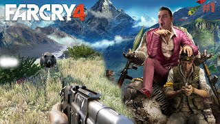 Far Cry 4: Dont Feed The Bears!