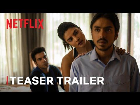 The White Tiger   Official Teaser Trailer   Netflix