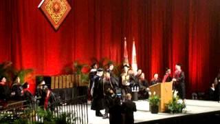 2012 Valencia College Graduation - Stephanie Condenzio Robinson :)